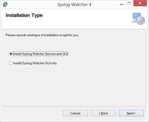 Установка Syslog Watcher для устройств NetPing