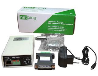 UniPing v3 - мониторинг температуры