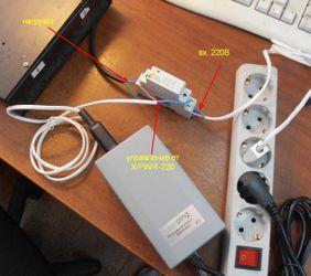 Подключение контактора модульного на практике