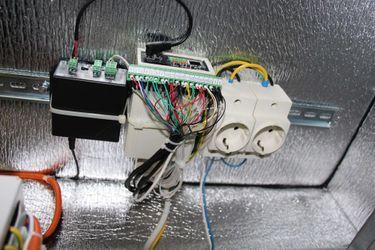 Термошкаф на базе мониторинга UniPing v3