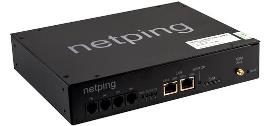 Обновление ПО DKSF 54.3.3 для устройства NetPing 4PWR-220 v3SMS