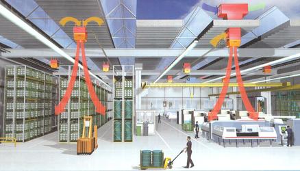 Термостат с аварийным режимом на основе модуля Логика устройства NetPing