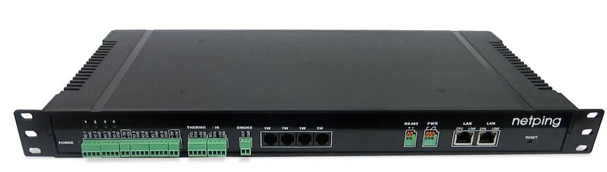 Новое устройство UniPing server solution v3