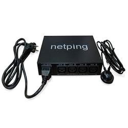 Устройство NetPing 4PWR-220 v3SMS