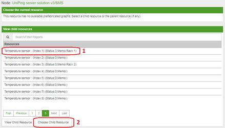 OpenNMS выбор источника данных для графика в отчете по NetPing