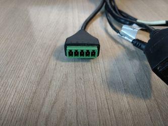 Alarm IN контакты камеры видеонаблюдения SNR-CI-DB30I