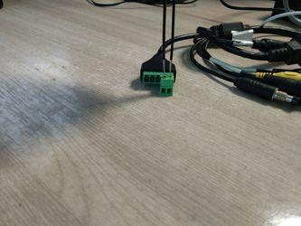 SNR-CI-DB30I Alarm IN test