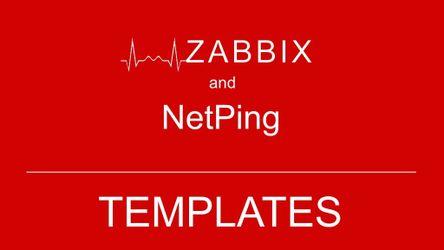 Шаблоны Zabbix для устройств NetPing
