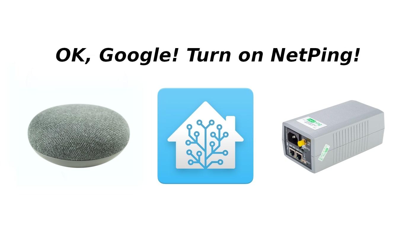 Интеграция устройств NetPing в систему умного дома Home Assistant