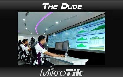 Уведомления от устройств NetPing для системы мониторинга The Dude