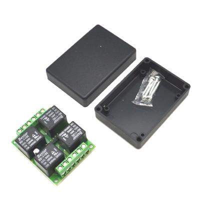 MP701 Исполнительный элемент (4 независимых канала по 2 кВт 10А)