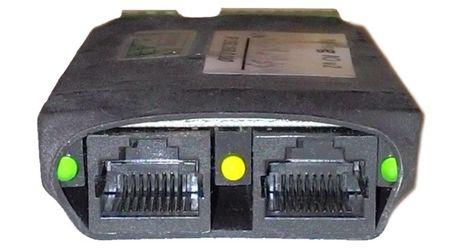 NetPing IO v2 - Передняя панель