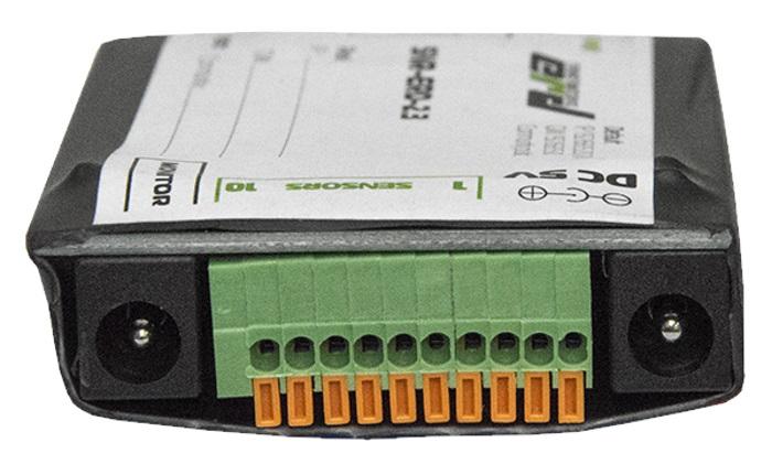 SNR-ERD-2.3 - Задняя панель