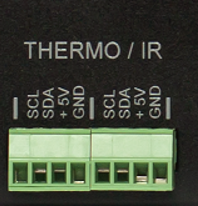 блок клемм Thermo IR