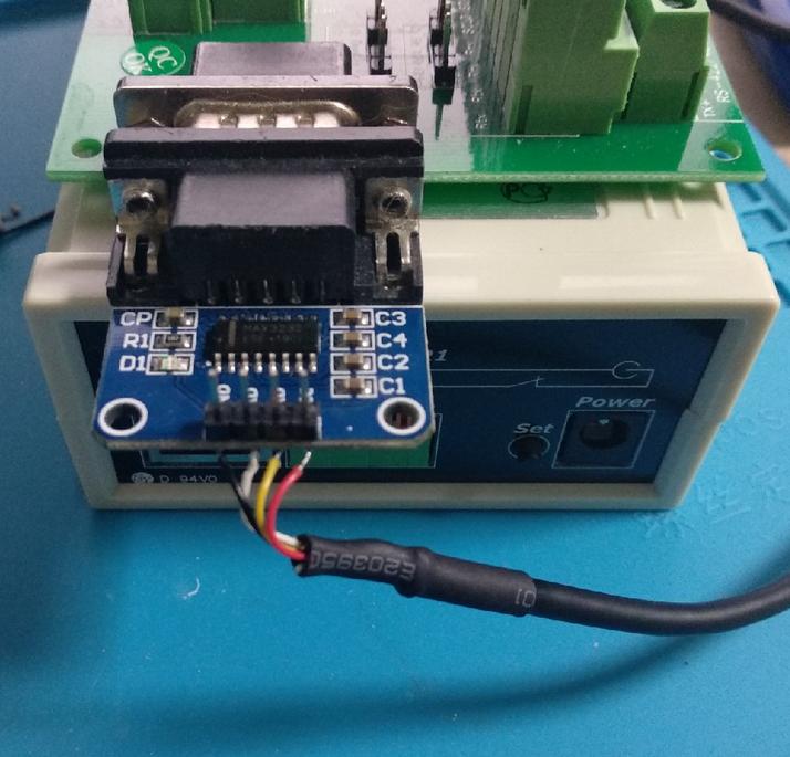 UniPing v3 RS-232