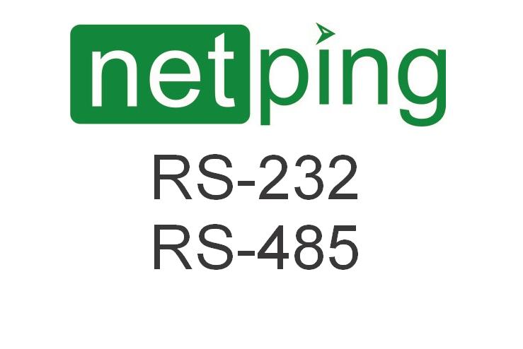 UniPing v3 RS-232_485