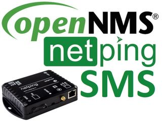 NetPing SMS в качестве SMS шлюза для OpenNMS