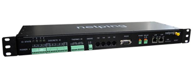 UniPing server solution - внешний вид
