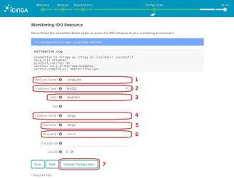 Конфигурирование Icinga Web 2