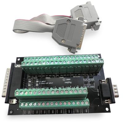 NetPing Сonnection board v2 (Коммутационная плата для Uniping v3)