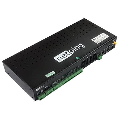 Устройство NetPing server solution v5/GSM3G
