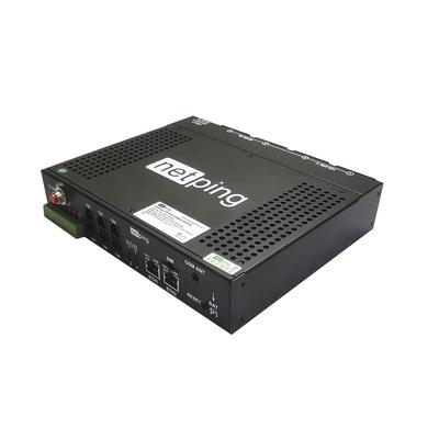 Устройство NetPing 4/PWR-220 v6.4/ETH